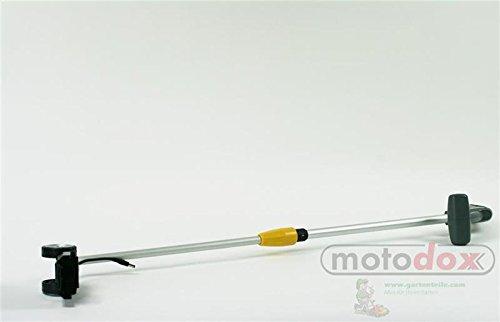 Max Bahr conducción Stock con ruedas Max Bahr batería Hierba arreglasetos GBS 3680Li FS (8)