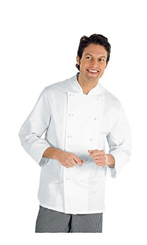 Kochjacke-Basic-wei-langarm