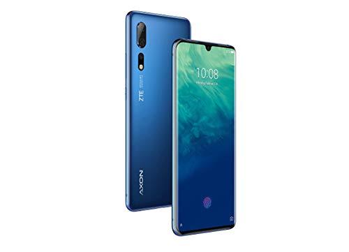 "ZTE Axon 10 Pro 16,4 cm (6.47"") 6 GB 128 GB SIM Doble 4G Azul 4000 mAh - Smartphone (16,4 cm (6.47""), 6 GB, 128 GB, 48 MP, Android 9.0, Azul)"