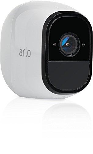 31fx50vDicL [Bon Plan Smarthome!]  Netgear -  VMS4330-100EUS - Arlo Pro - Pack de 3 Caméras, Smart caméra HD 720p, grand angle 100% Sans Fils - avec b...