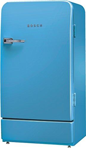 Bosch KSL20AU30 Serie 8 Mini-Kühlschrank / A++ / 127 cm Höhe / 149 kWh/Jahr / 141 L Kühlteil / 16 L Gefrierteil / Akustischer Türalarm