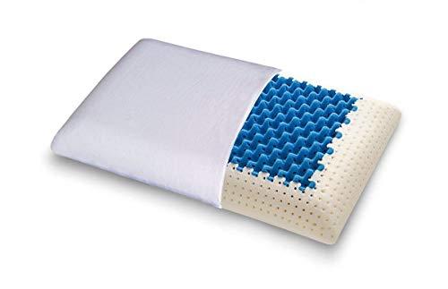 Cuscino Blue2Air in MyMemory Memory Foam Termosensibile Altamente Traspirante - 100% Made in italy -...
