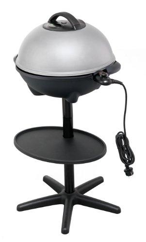 Tepro Grill elettrico Elgin - stand griglia con ripostiglio