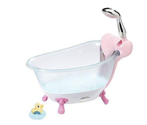 Zapf Creation 824610 Bathtub Baby Born Badewanne Puppe, bunt, Einheitsgröße
