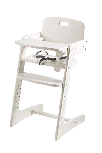 Roba 7545WE Seggiolone Evolutivo 'Kid Up' Bianco