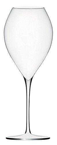 AlsaceCadeau 6 Bicchieri da Vino JAMESSE Grand Champagne 41 cl - Cristallo