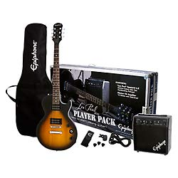 Epiphone kit iniciación guitarra eléctrica