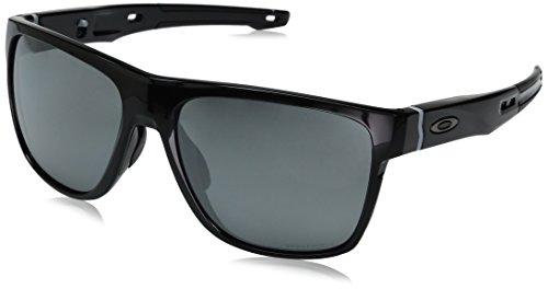 Oakley Crossrange Xl Oo9360 936007 Polarizada 58 Mm Gafas de sol, Wrap, Polarizadas, 2, Multicolor