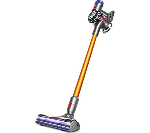 Our best premium cordless stick vacuum - Dyson 214744-01 V8 Absolute Cordless Vacuum - If price isn't an issue, you cant beat this cordless stick vacuum when it comes to quality, performance and running time.