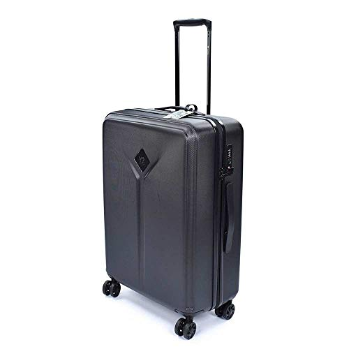 Trolley medio Ynot? Y Solid K8002 Nero
