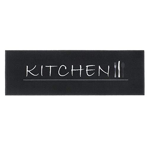 BSM 2000 Tappeto da Cucina, 150 x 50 cm, passatoia Antiscivolo, Diversi Modelli, Lavabile a 30°C,...