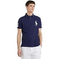 Ralph Lauren Polo Big Pony Slim Fit (XL, Newport Navy)