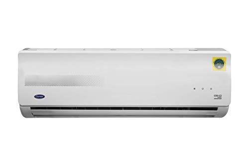 Carrier 1.5 Ton 3 Star Inverter Split AC (Copper, CAI18EK3R39F0+CI183R3CC90, White)