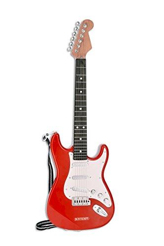 Guitarra eléctrica infantil con correa