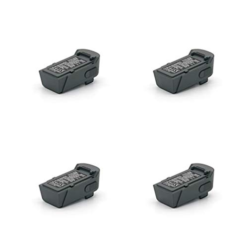 Wpond Batteria 11,4 V 1000 mAh per JJRC X9 4 Pezzi