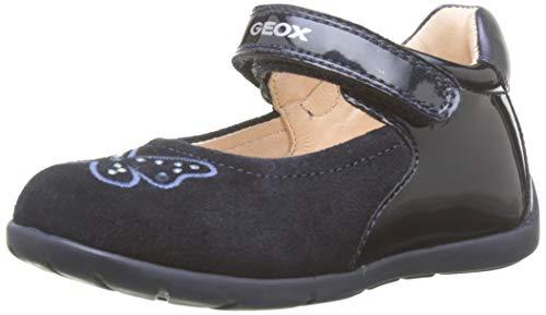 Geox B Kaytan B, Ballerine Bimba, Blu (Dk Navy C4021), 21 EU