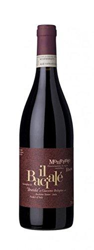 Braida - Bacialè Monferrato Rosso 60% Barbera, 20% Pinot nero, 10% Cabernet sauvignon e 10% Merlot 1,5 lt. Magnum in Cassa Legno