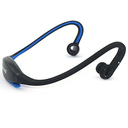 Sony Xperia M2 Dual Compatible Certified Captcha MPBL-020 Sports Bluetooth Headset Headphones (with Mic Function for Calling)