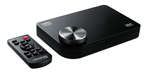 Creative SB X-Fi Surround 5.1 Pro v3 Scheda Audio USB per Windows 10