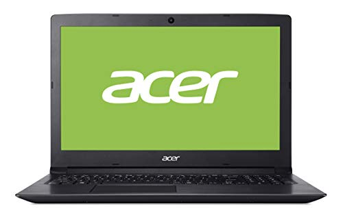 "Acer Aspire 3 | A315-53G-56SU - Ordenador portátil 15.6"" FHD LED (Intel Core i5-8250U, 8 GB de RAM, 128 GB SSD + 1 TB, Nvidia MX130 2GB, Windows 10 Home) Negro - Teclado QWERTY Español"