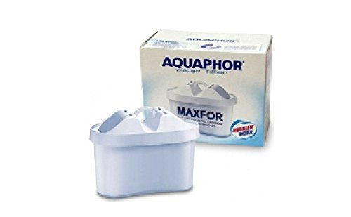 Aquaphor Maxfor B100-25 water filter cartridge bundle (3 months of Aquaphor Maxfor B100-25) (3 cartridges)