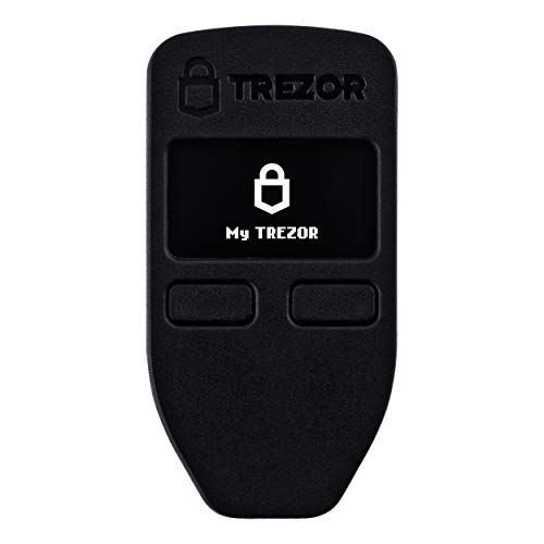 TREZOR. The Original Hardware Wallet (Black)