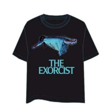LAST LEVEL Camiseta el Exorcista XL Camisa Cami, Adultos Unisex 3