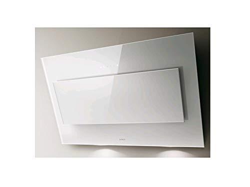 Elica Vertigo cappa a parete PRF0079556A-Bianco-Parete 120cm