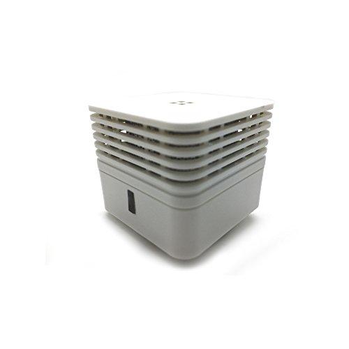 Smiledrive World's Smallest ABS Photoelectric Smoke Alarm Detector (White) 8