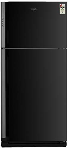 Whirlpool 585 L 2 Star Inverter Frost-Free Double-Door Refrigerator (TM585, Crystal Black)