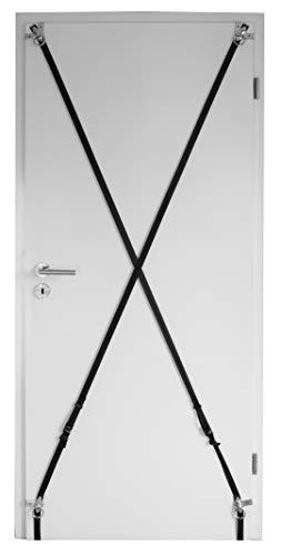 SIBADA Andreaskreuz SM - mobiler Tür-Pranger - das ideale Sex-Spielzeug für Paare