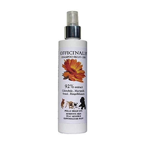 Officinalis Shampoo a Secco per Cani e Gatti alla Calendula 250ml