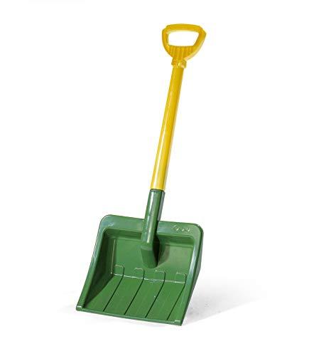 Rolly Toys 379491 Nieve Champions pala de nieve, verde