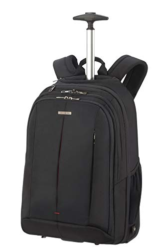 Samsonite Zaino Trolley Porta Pc Guard It 2.0, 17.3' Zaino, 48 cm, Nero