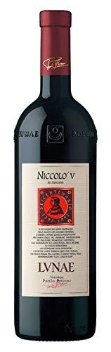 Cantine Lunae Bosoni - Colli di Luni Rosso'Niccolò V' 2004 0,75 lt.