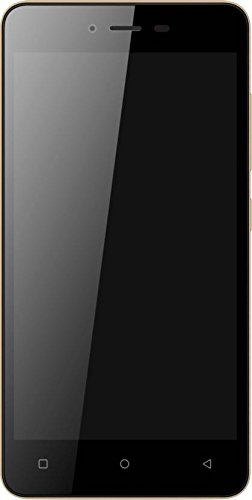 Gionee P5L 1 GB Mobile Phone (Chrome Gold, 16GB)