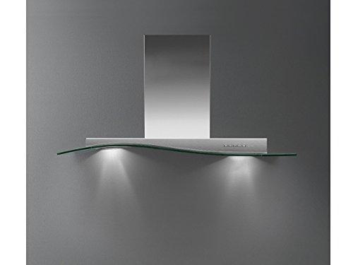 Falmec Design cappa a parete ONDA VETRO