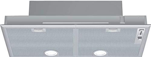 Bosch Serie 4 DHL755BL cappa aspirante 610 m³/h Cappa aspirante a parete Argento C
