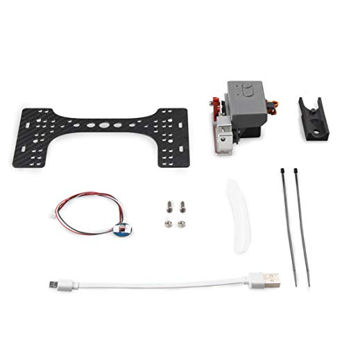 Zantec Accessori Drone, Kit da Lanciare Pelter Suit Refit Mount Rack per DJI Phantom 2 / 3s - Grigio