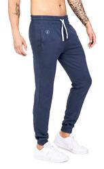 Banqert-Herren-Jogging-Hose-Jazzy-Joggs-Lange-Sporthose-fr-Mnner-aus-Active-Brushed-Cotton-Bequeme-Sweatpants-fr-Freizeit-und-Fitness-in-Dunkel-Blau-M