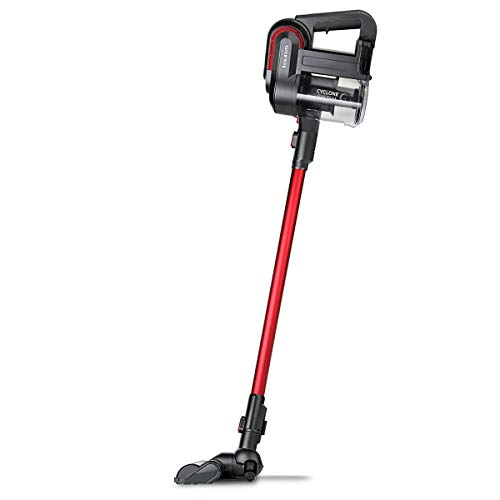 Taurus Ultimate Lithium Broom Vacuum Cleaner (Red/Grey)