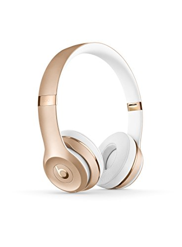Beats Solo3 Wireless On-Ear Kopfhörer - Gold