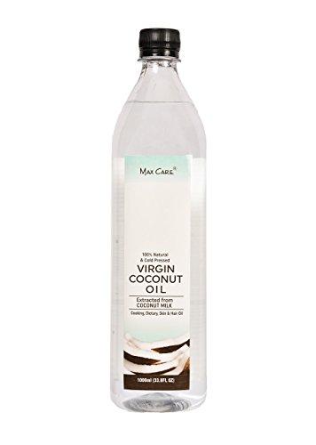 Max Care Cold Pressed Virgin Coconut Oil, 1L