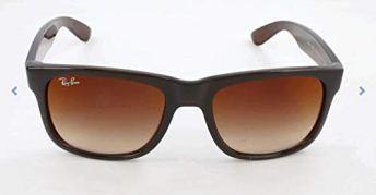 RAY-BAN-0RB4165-Gafas-de-sol-Brown-53-para-Hombre