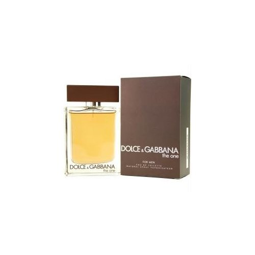 Dolce & Gabbana The One Eau de Toilette Spray for Men, 1.6 Fluid Ounce