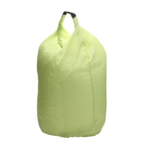 PVS Dry Storage Bag for Kayak Rafting Camping Outdoor Sports Equipment-Green