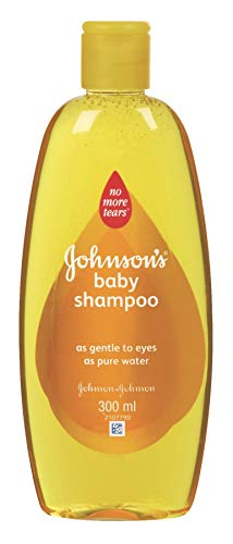 JOHNSON\'S Baby Gold Shampoo, 300 ml