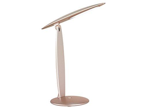 Honsel Frisbee Lámpara de mesa dorado