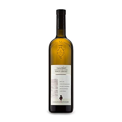Pinot Grigio - Trentino DOC - Casata Monfort - cl. 75