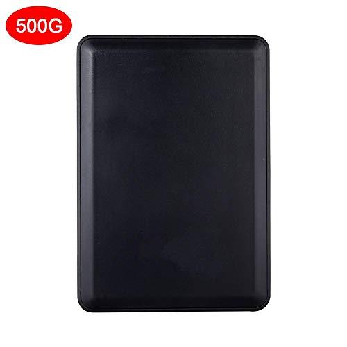 SH-Flying 2.5'Hard Disk Esterno Portatile da 500 GB USB3.0 SATA HDD Storage per PC, Mac, Desktop,...